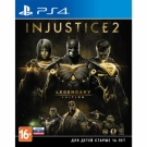 Injustice 2. Legendary Edition для PS4