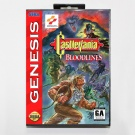 castlevania sega 16bit play-watch by