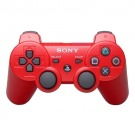 dualshock 3 red  ps3 1455655238