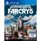 Far Cry 5. Deluxe Edition для PS4
