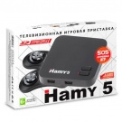 "Игровая консоль Sega - Dendy ""Hamy 5"" (505-in-1) Classic Black"