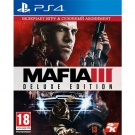 Mafia III Deluxe Edition для PS4