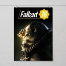 poster fallout 76 play-watch-by