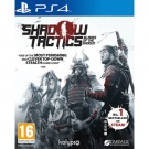 Shadow Tactics: Blades of the Shogun для PS4