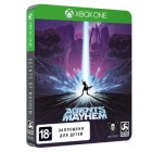 Agents of Mayhem. Steelbook Edition для Xbox One