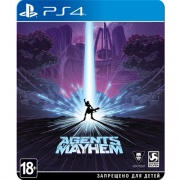 Agents of Mayhem. Steelbook Edition для PS4