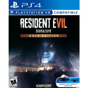 Resident Evil 7: Biohazard. Gold Edition для PS4 USA
