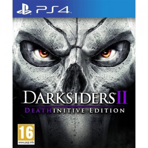 darksiders ii 2 deathinitive edition  ps4