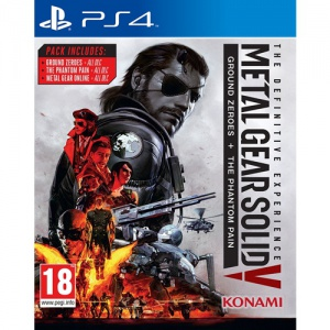 Metal Gear Solid V: The Definitive Experience для PS4