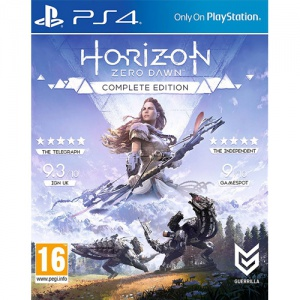 Horizon Zero Dawn. Complete Edition для PS4