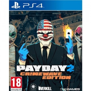 Payday 2. Crimewave Edition для PS4