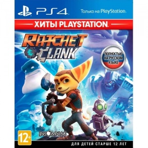 Ratchet & Clank the Game (Хиты PlayStation) для PS4