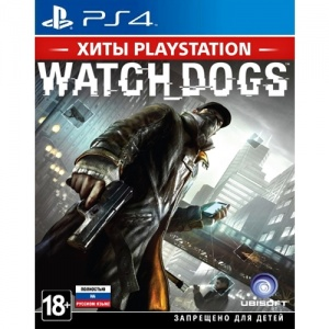 Watch_Dogs (Хиты PlayStation) для PS4